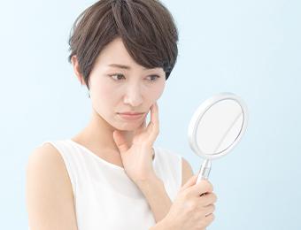 施術後のお肌はバリア機能が低下し、毛嚢炎ができやすい状態です