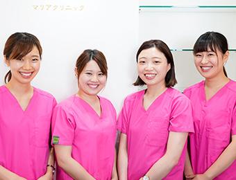 大宮マリアクリニックでは、患者様に安心して施術を受けていただけるように努めております