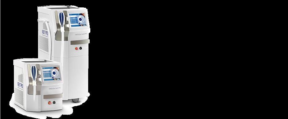 大宮マリアクリニックの医療レーザー脱毛機「メディオスターNeXT PRO」