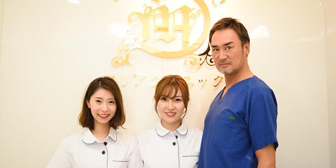 埼玉でわきが・多汗症治療なら大宮マリアクリニック
